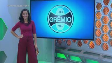 Globo Esporte RS - Bloco 2 - 22/05/2018 - Assista ao vídeo.