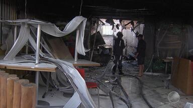 Destaques: churrascaria pega fogo e assusta moradores em Brotas - Confira outros fatos que marcaram esta terça-feira (22).
