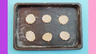 Biscoito de Queijo Delícia - Luísa ensina a fazer o Biscoito de Queijo Delícia.