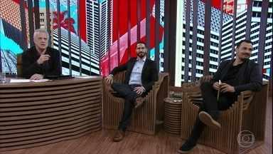 Conversa com Bial - Programa de segunda-feira, 28/05/2018, na íntegra - Pedro Bial recebe Ronaldo Lemos e Alê Youssef para uma conversa sobre democracia e tecnologia