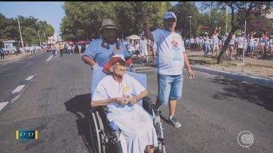 Caminhada da Fraternidade acontece domingo (10) em Teresina - Caminhada da Fraternidade acontece domingo (10) em Teresina