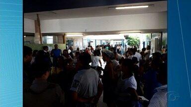 Esgotamento das fichas para marcar exames de ressonância gera confusão no HU - Tumulto ocorreu na manhã desta terça-feira (5).