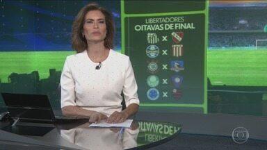 Jornal Nacional - Íntegra 05 Junho 2018 - As principais notícias do Brasil e do mundo, com apresentação de William Bonner e Renata Vasconcellos.