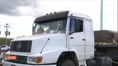 Polícia de Rondônia identifica suspeito de matar a pedrada motorista de caminhão - O crime aconteceu na semana passada, no fim da greve que paralisou as estradas do Brasil inteiro.