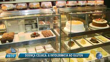 Intolerância ao glúten: doença celíaca requer atenção redobrada com a alimentação - O glúten está presente em uma grande quantidade de alimentos.
