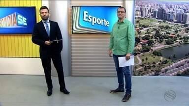 Confira as notícias do esporte desta quarta (06/06) - Thiago Barbosa destaca final do vôlei nos Jogos Escolares TV Sergipe e fala sobre a reapresentação do Confiança.