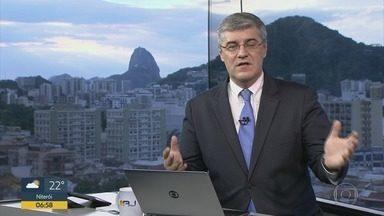 Bom Dia Rio - Íntegra 06 Junho 2018 - As primeiras notícias do Rio de Janeiro, apresentadas por Flávio Fachel, com prestação de serviço, boletins de trânsito e previsão do tempo.