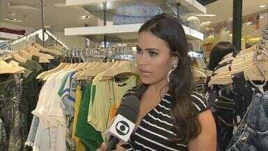 Lojistas se empolgam com expectativas de venda para o Dia dos Namorados - Saiba mais em g1.com.br/ce