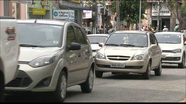 Os roubos de carros vêm tirando o sossego dos motoristas em Campina Grande - Infelizmente esse tipo de ação está cada vez mais constante.