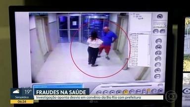 Casal suspeito de desviar R$ 6 milhões da saúde é preso - Investigação aponta desvio em convênio da Bio Rio com prefeitura.