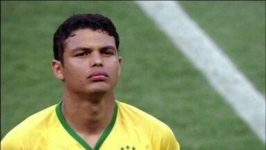 Perfil JN: Thiago Silva - De Campo Grande, na Zona Oeste do Rio, para o Paris Saint -Germain