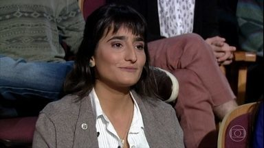 Carolina Hamburger fala sobre experiência na Emei Nelson Mandela - Ela também explica a migração dos estudantes da Rede Particular para a Pública