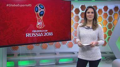 Globo Esporte RS - Bloco 3 - 08/05/2018 - Assista ao vídeo.