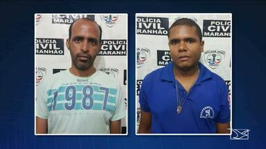 Dois homens suspeitos de pedofilia são presos em Barra do Corda - Polícia chegou até os suspeitos depois de uma vítima denunciar por crime de pedofilia e estupro de vulnerável.