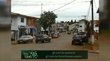 Moradores de Cantagalo já podem participar do quadro O Brasil que eu quero - Para dicas de como gravar o seu vídeo acesse o nosso site