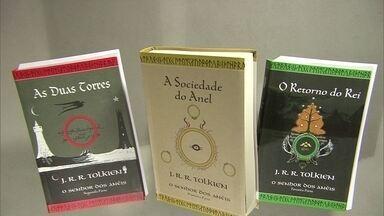 Obra completa de Tolkien é traduzida para o português