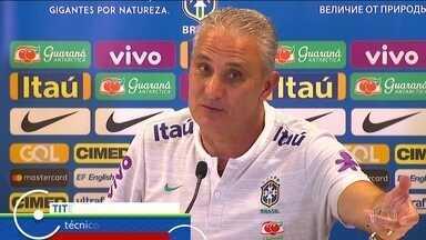 Ferrolho canarinho? Na era Tite, Brasil sofre apenas cinco gols em 20 jogos - Eric Faria lembra que Áustria pode complicar vida do Brasil no amistoso, por ter defesa forte.