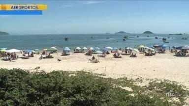 São Francisco do Sul discute cobrança de taxa ambiental para turistas durante temporada - São Francisco do Sul discute cobrança de taxa ambiental para turistas durante temporada; Renato Igor comenta