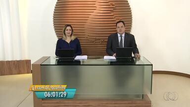 Veja os destaques do Bom Dia Tocantins desta segunda-feira (11) - Veja os destaques do Bom Dia Tocantins desta segunda-feira (11)