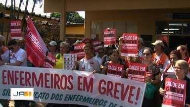 Servidores da Saúde de Aparecida de Goiânia decidem entrar em greve - Eles reivindicam várias melhorias.