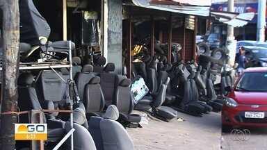 Termina em julho prazo para que empresas que desmontam veículos se cadastrem no Detran - Exigência está prevista em lei.