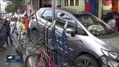 Três acidentes graves deixam quatro pessoas feridas em São Paulo - Quase 300 pessoas morreram só de janeiro a abril por conta de acidentes no trânsito da capital.