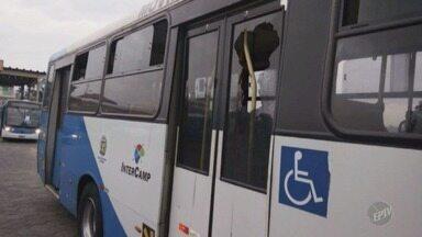 Empresa de transportes pede reforço da Guarda pela alta de vandalismo, em Campinas - O ofício foi encaminhado na terça-feira (12). Veja os últimos casos que ocorreram nas linhas de ônibus.