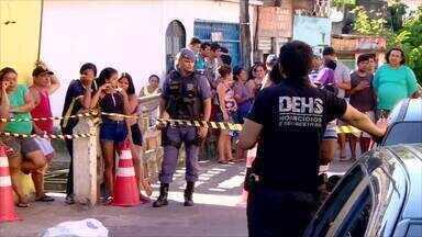 Em menos de 10 dias, dois homicídios são registrados em rua de Manaus - Homicídios ocorreram no bairro Compensa.