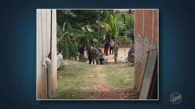 Sem alvará, clínica de reabilitação é fechada na área rural de Limeira - A Guarda Municipal constatou falta de higiene e a ausência de um médico responsável.