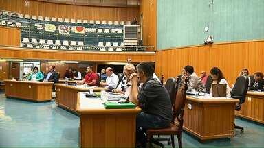 Prefeitura de Londrina quer romper dois convênios com o Provopar Municipal - Os convênios são Viva a Vida e Economia Solidária. Nesta quarta-feira (13) teve reunião na Câmara Municipal.