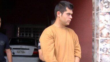 Polícia reconstitui caso de agressão a bebê em Mogi das Cruzes - O pai é o principal suspeito de espancar a criança.