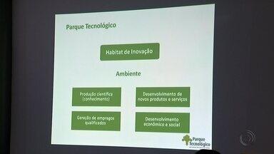 Empresas podem inscrever propostas para se instalar em Parque Tecnológico de Rio Preto - A partir de quinta-feira (14), as empresas de São José do Rio Preto (SP) podem inscrever propostas para se instalar no Parque Tecnológico da cidade que vai passar a funcionar a partir de outubro.