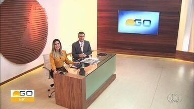 Veja os destaques do Bom Dia Goiás desta quinta-feira (14) - Parentes das vítimas de um acidente em Goiânia querem punição para motociclista que teria avançado sinal vermelho.