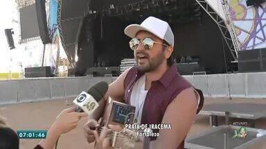São João de Fortaleza levanta a energia durante todo o fim de semana - Saiba mais em g1.com.br/ce
