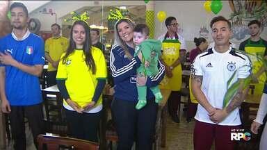 Jogos da Copa do Mundo serão transmitidos no Mercado Municipal de Curitiba - As partidas serão exibidas em um telão.