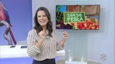 Dia de Feira mostra como fazer receita típica deste período de festas juninas - Reportagem mostra como fazer uma receita com amendoim.