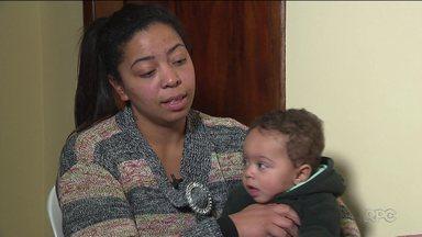 Falta de vaga em creches em Curitiba preocupa mães - Algumas delas não têm como ir atrás de uma vaga de emprego por falta de lugar para deixar os filhos.