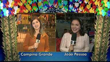 JPB2JP: João Pessoa e Campina Grande realizam concursos de quadrilhas juninas - No Ponto de Cem Réis e no Parque do Povo.