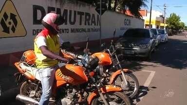 Mais de mil mototaxistas em Juazeiro do Norte trabalham de forma irregular - Confira mais notícias em g1.globo.com/ce