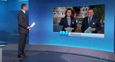 Jornal Nacional - Íntegra 14 Junho 2018 - As principais notícias do Brasil e do mundo, com apresentação de William Bonner e Renata Vasconcellos.