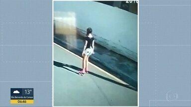 Polícia muda linha de investigação sobre o desaparecimento de menina em Araçariguama - Os investigadores acreditam que um casal da região tenha levado a menina por engano.