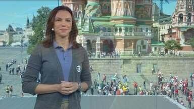 Bom Dia Brasil - Íntegra 15 Junho 2018 - O telejornal, com apresentação de Chico Pinheiro e Ana Paula Araújo, exibe as primeiras notícias do dia no Brasil e no mundo e repercute os fatos mais relevantes.