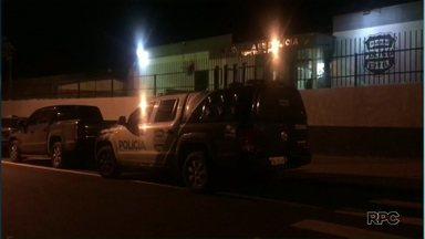 Polícia faz operação contra o tráfico de drogas no sudoeste do Paraná - Foram cumpridos mandados de prisão preventiva e de busca e apreensão em três cidades.