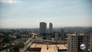 Veja previsão do tempo para esta sexta-feira (15) em Ribeirão Preto, SP - Há possibilidade de chuva em pontos isolados da cidade.