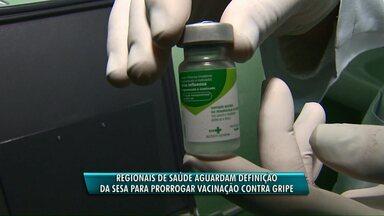 Paraná registra seis mortes por gripe em uma semana - Desde o início do ano 24 mortes foram registradas no estado.