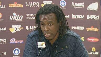 O ex-jogador da seleção Roque Jr fala sobre sua expectativa sobre o Brasil na Copa - Jogador acredita na maturidade do grupo.