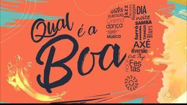 """Confira as dicas do """"Qual é a Boa?"""" para esta sexta-feira em João Pessoa - Gi Ismael traz as informações."""