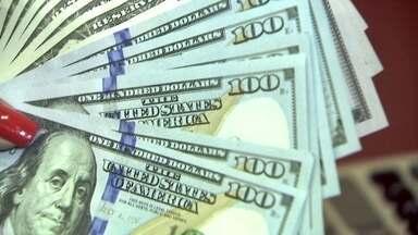 Consultor fala sobre o reflexo da alta do dólar para pequenos negócios - A alta recente do dólar assustou os brasileiros e afetou diretamente o varejo, que importa e revende produtos.
