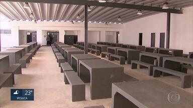 Unidade de complexo prisional em Itaquitinga começa a funcionar após nove anos de obras - Transferência de detentos para o local tem início ainda em junho.