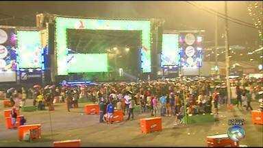 Luan Santana se apresenta no São João de Caruaru - Geraldinho Lins é uma das atrações